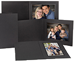 Portrait Folders & Mounts