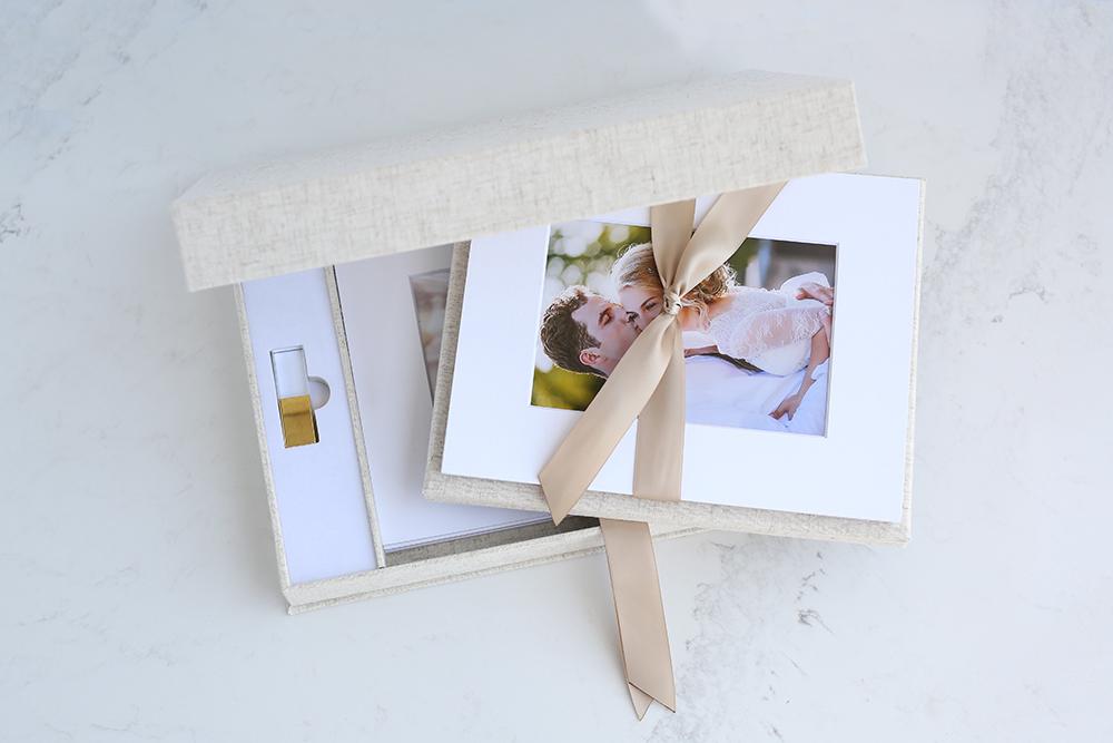 flash and print box
