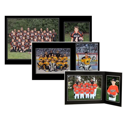 sports folder