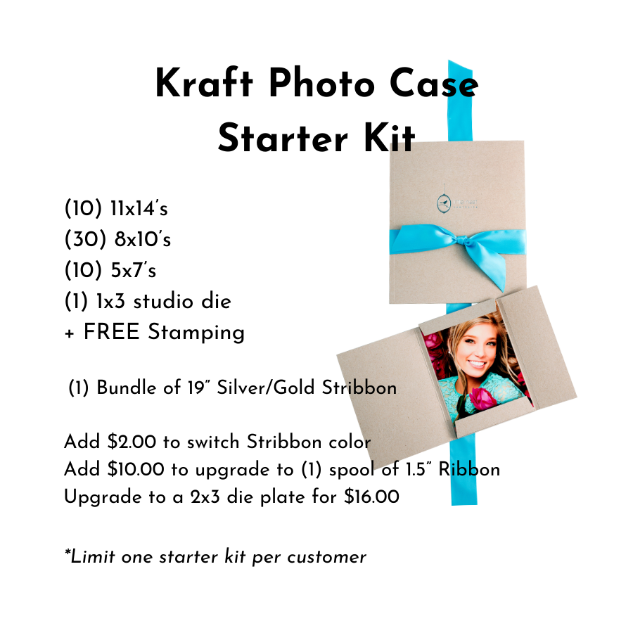 Kraft Photo Case