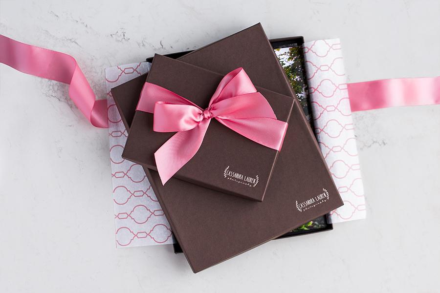 Deluxe Portrait Box Chocolate