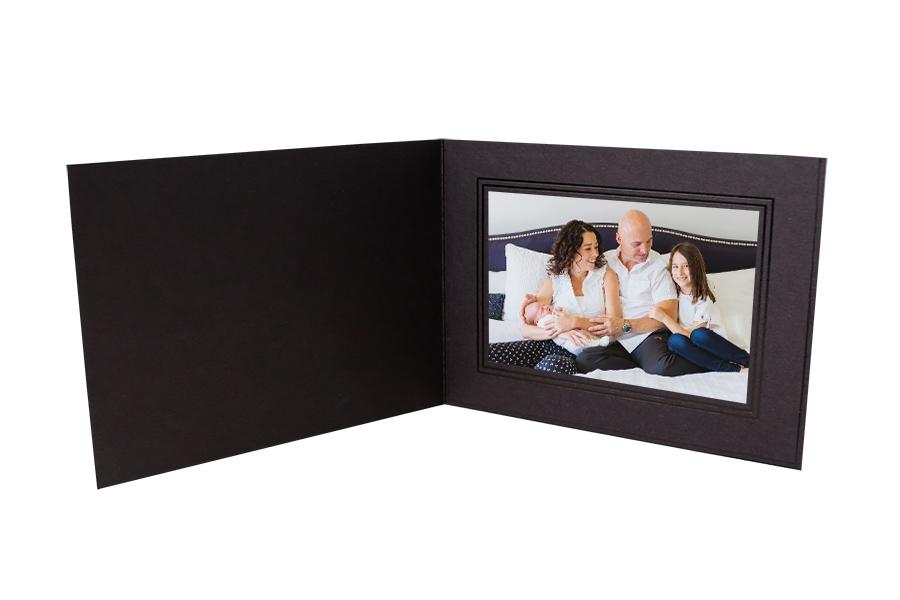 Black Photo Folder