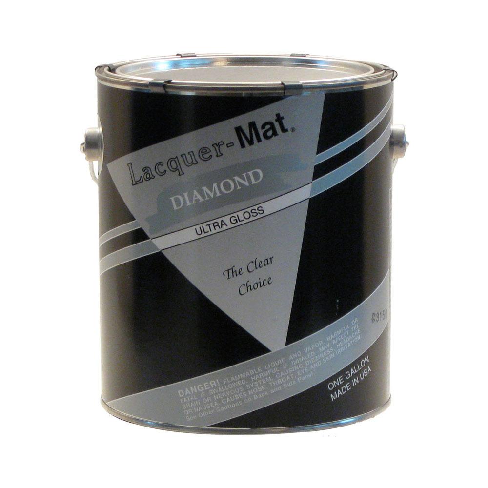 Laquer Mat Diamond Gallons