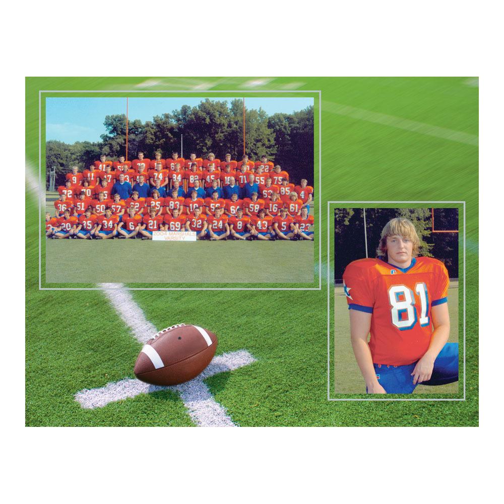 TAP PM-8005 Football Memory Mate