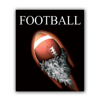 Tyndell PS-205 Football Easel Mount