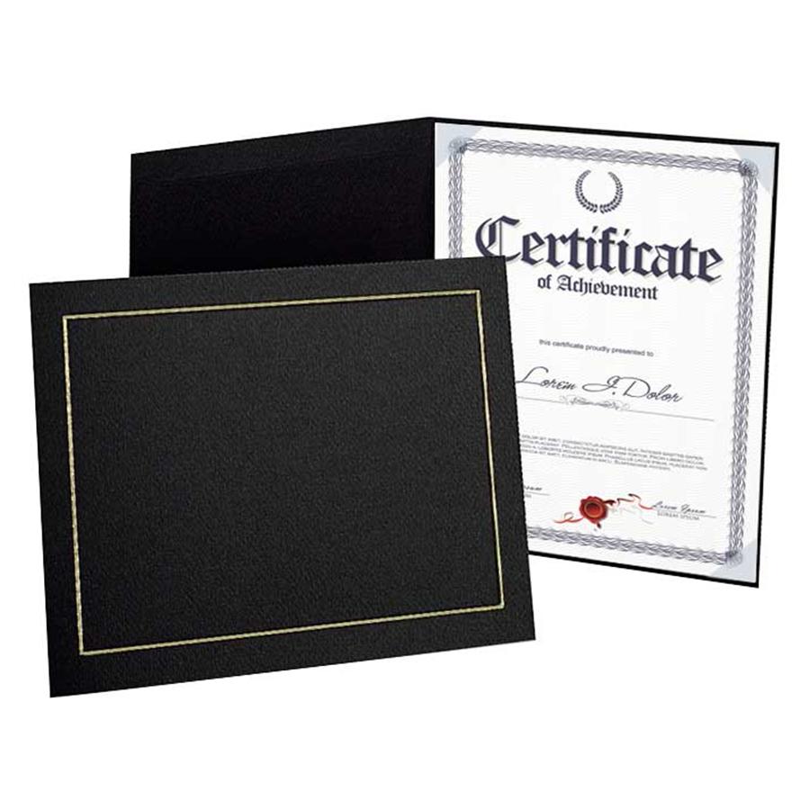 Lindsay Certificate Holder
