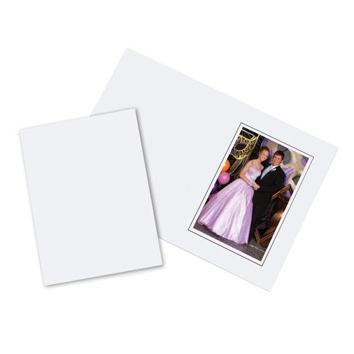 Profit Line White Event Folder