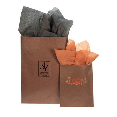 Tyndell Flat Bag - Chocolate