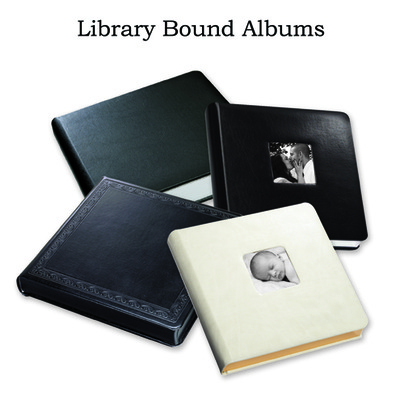 Library Bound Album Thumbnail