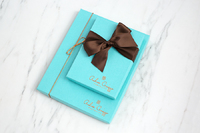 Robin Egg Blue Portrait Box