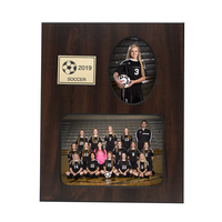Cherry Teammate Plaque