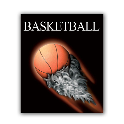 PS-203 Basketball Easel Mount - Clearance Thumbnail