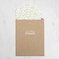 Kraft Flat Bag