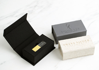 Luxe Fabric USB Box Thumbnail