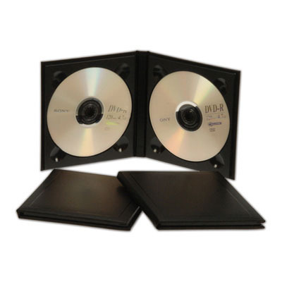 TAP Double Horizontal CD Albums