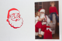 Santa Holiday Folder