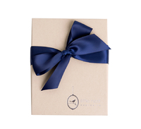 Navy Ribbon