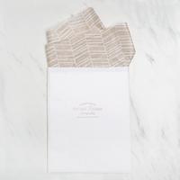 Flat Bag - White Thumbnail