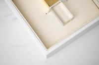 White Soft Touch Box