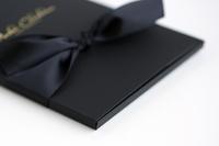 Soft Touch Black Portrait Case