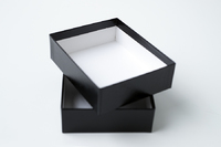 Black Portrait Box